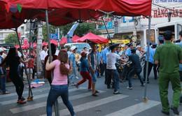 Giải tỏa chợ đêm Buôn Ma Thuột, tiểu thương chống đối kịch liệt