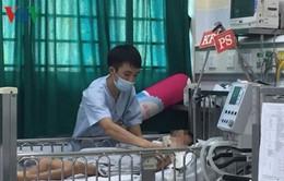 Bệnh viêm não virus và sốt xuất huyết có chiều hướng tăng