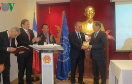 Việt Nam trở thành thành viên của Liên đoàn Văn hóa dân gian thế giới