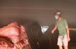 Cháy kho nông sản 9.000 tấn tại Gia Lai