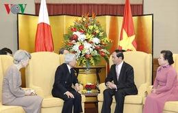 Chuyến thăm Việt Nam của Nhà vua và Hoàng hậu Nhật Bản được đưa tin đậm nét