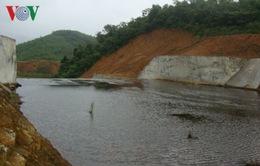 Bộ NN&PTNT yêu cầu đảm bảo an toàn hồ chứa