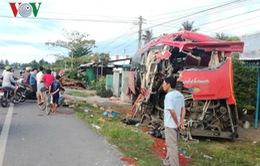 Tai nạn giữa 3 xe khách tại Bình Thuận: Hộp đen không hoạt động