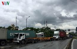 Giải pháp chống ùn tắc tại các tuyến đường vào cảng Cát Lái
