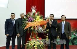 Đồng chí Võ Văn Thưởng thăm Bệnh viện Hữu Nghị