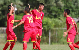 Giải bóng đá U15 Quốc gia 2017: U15 Viettel giành quyền vào chung kết