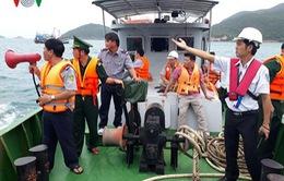 Côn Đảo sơ tán khách du lịch trước bão số 16