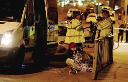 IS nhận trách nhiệm vụ đánh bom tự sát ở Manchester