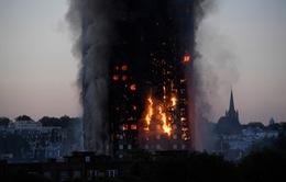Số người thiệt mạng trong vụ cháy ở London có thể tăng cao