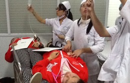 Thịt kho trứng vịt nghi gây ngộ độc tập thể cho 500 công nhân