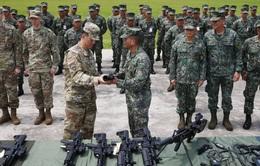 Mỹ cung cấp lô vũ khí mới cho Philippines