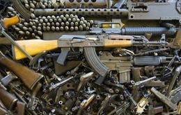 Nga triệt phá mạng lưới buôn lậu vũ khí cực lớn