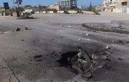 Mẫu phẩm từ vụ tấn công ở Syria dương tính với chất độc sarin