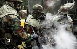 Nguy cơ sử dụng vũ khí hóa học gia tăng ở Nga