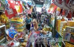 Thị trường hàng hóa tại Đà Nẵng sôi động trong mùa Vu Lan