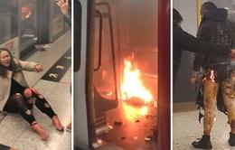 Bắt nghi phạm gây ra vụ cháy trên tàu điện ngầm ở Hong Kong (Trung Quốc)