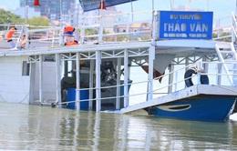 Hoãn xét xử vụ lật tàu Thảo Vân 2 trên sông Hàn