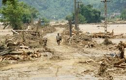 Nguy cơ xảy ra lũ quét, sạt lở đất vùng núi, ven sông