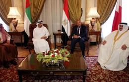 Các nước vùng Vịnh duy trì trừng phạt Qatar