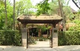 Vẻ đẹp nhà vườn xứ Huế