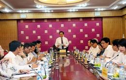 Công bố Quyết định kiểm tra công tác cán bộ tại Bộ Xây dựng