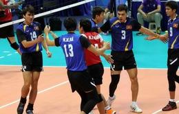 Cụm tin SEA Games 29: ĐT bóng chuyền nam Việt Nam chốt danh sách
