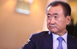 Cổ phiếu Tập đoàn của tỷ phú giàu thứ 2 Trung Quốc bị ngưng giao dịch