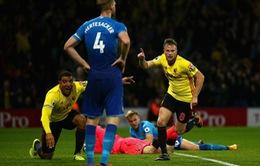 Ngoại hạng Anh ngày 14/10: Man City độc chiếm đầu bảng, Chelsea, Arsenal cùng thua sốc