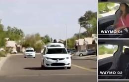 Google thử nghiệm xe tự lái hoàn toàn không có người ngồi sau vô lăng