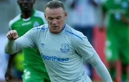 """Rooney nói gì khi lập siêu phẩm trong ngày trở về """"nhà xưa"""" Everton?"""