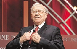 Tỷ phú Warren Buffett bán tháo cổ phiếu nhà bán lẻ lớn nhất Mỹ