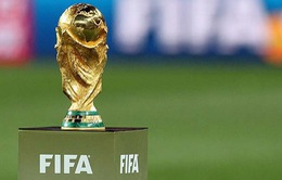 VCK World Cup sẽ có 48 đội tranh tài