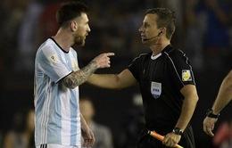 Messi viết tâm thư, khẳng định chỉ chửi thề chứ không lăng mạng trọng tài