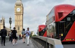 Anh: Lắp thêm rào chắn trên 3 cây cầu ở London sau các vụ tấn công