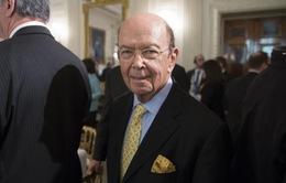 """""""Vua phá sản"""" Wilbur Ross trở thành Bộ trưởng Bộ Thương mại Mỹ"""