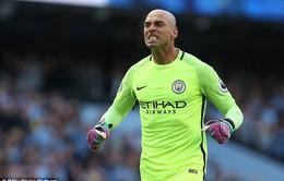 Chuyển nhượng bóng đá quốc tế ngày 02/7/2017: Chelsea chiêu mộ thủ thành số 2 của Man City