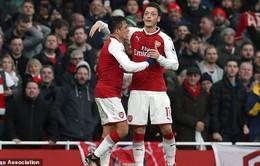HLV Wenger chốt số phận của Sanchez và Ozil trong kỳ chuyển nhượng tới