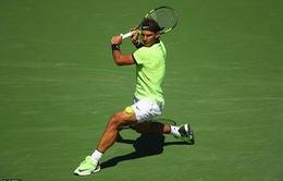 Vòng 3 Indian Wells 2017: Nadal, Nishikori giành vé đi tiếp