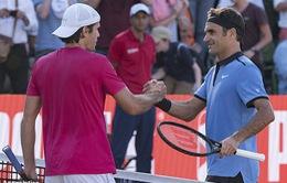Stuttgart mở rộng 2017: Roger Federer dừng bước ở vòng 2