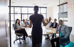 Bất bình đẳng giới tại các công ty công nghệ Mỹ