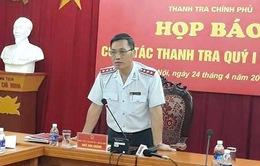 Thanh tra Chính phủ: Nhiều vụ việc chậm ban hành kết luận thanh tra