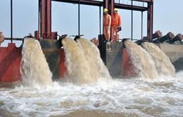 Xả nước hồ thủy điện cho vụ Xuân 2017