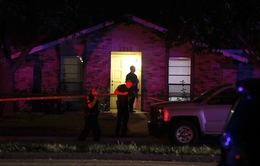 Xả súng kinh hoàng, 8 người tử vong ở Texas, Mỹ
