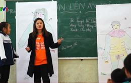 """""""Lớn lên an toàn"""" - dự án phòng chống xâm hại tình dục trẻ em"""