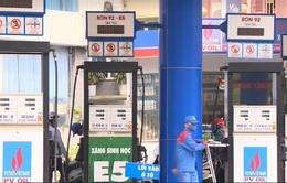 Petrolimex sẽ thay thế xăng RON 92 bằng xăng E5 từ năm 2018