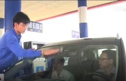 Cây xăng Việt cung cấp hàng loạt dịch vụ miễn phí cho khách hàng