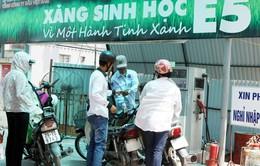 Xăng sinh học E5 RON 92 tiêu thụ mạnh ở Kon Tum