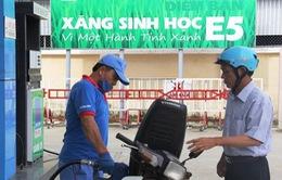 Tiêu thụ xăng E5 tăng mạnh