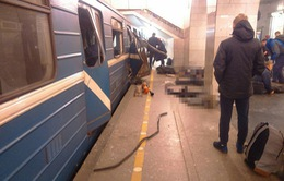 Nga coi vụ nổ ở ga tàu điện ngầm là hành động khủng bố