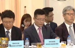 Việt Nam - Hàn Quốc thúc đẩy hợp tác công nghệ xây dựng